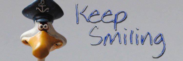 Keep smiling (1)