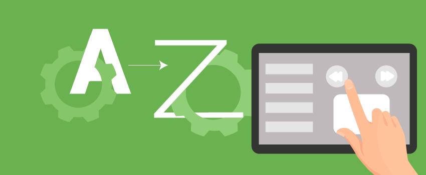 A-Z of Automation