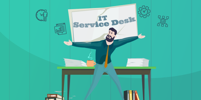 Is Self Service Automation And Ai Impacting It Service Desk Staffing Joe The It Guy