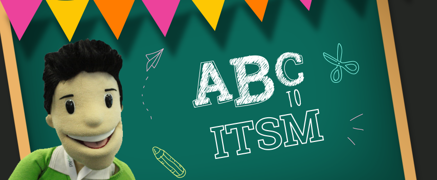 The A to Z of ITSM