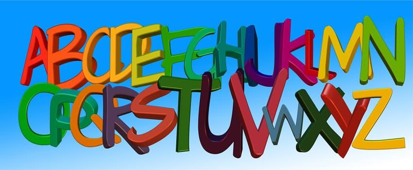 Alphabet min